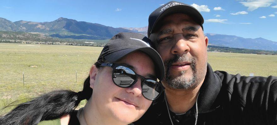Dan and Pam Colorado Springs 2020