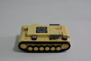 BM 2054 - three quarter Built