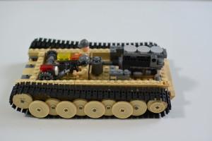 Kazi 82011 Tiger  Mid Built