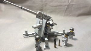 BM299 - Sdlfz7 Deployed