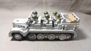 BM299 - Sdlfz7 Side