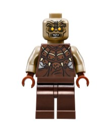 LEGO-Tower-Of-Orthanc-10237 Minifigure Orc