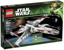 Lego Star Wars UCS X-Wing Set 2013 10240