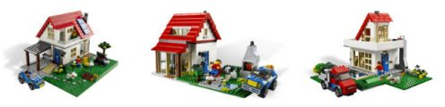 Creator Hillside House 5771