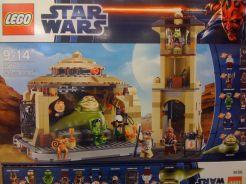 Lego Jabba's Palace 9516 Box Front