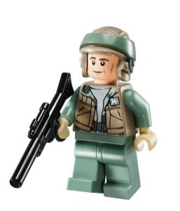 LEGO 10236 Ewok Village Rebel Soldier C