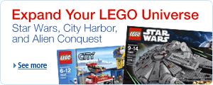 Lego at Amazon