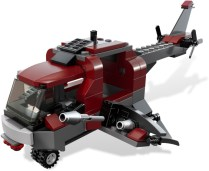 Lego Chopper Set 6866