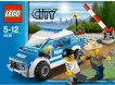 Lego City 2012 Patrol Car