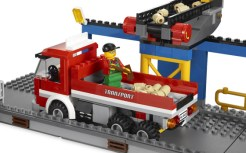 Lego City Harbor 4654 Truck
