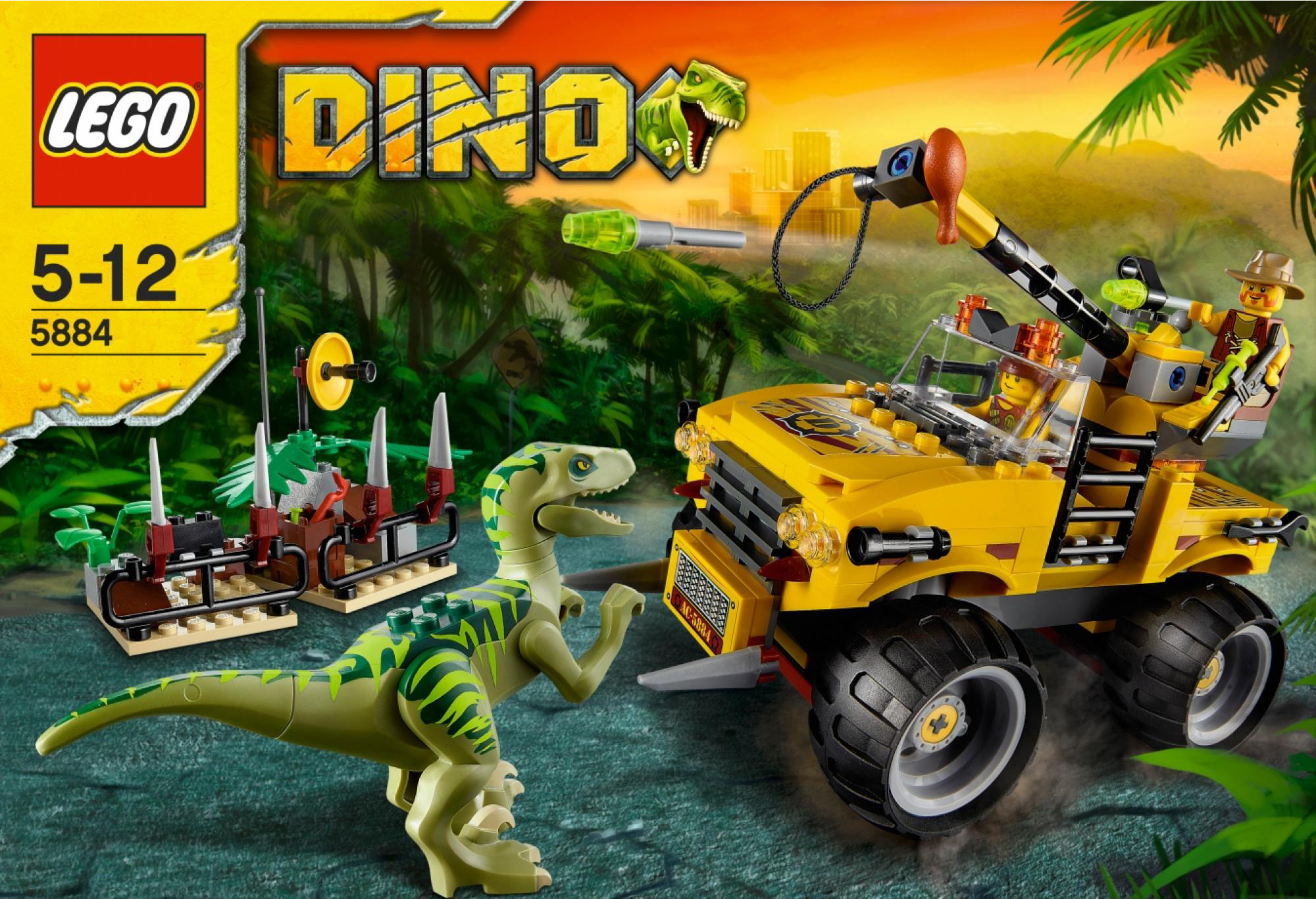 Lego Dino Set Guide News And Reviews The Brick Life