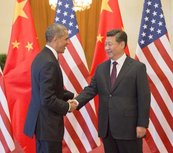 US, China set landmark climate change goals   The BRICS Post
