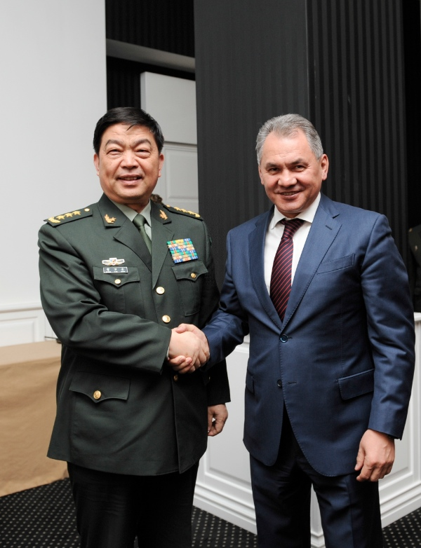 China, Russia Defense Ministers meet in Moscow | The BRICS ...