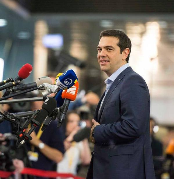 Greek Prime Minister Alexis Tsipras has given the go-ahead on joining a pipeline from Russia to Europe via Turkey and Greece [Image: primeminister.gov.gr]