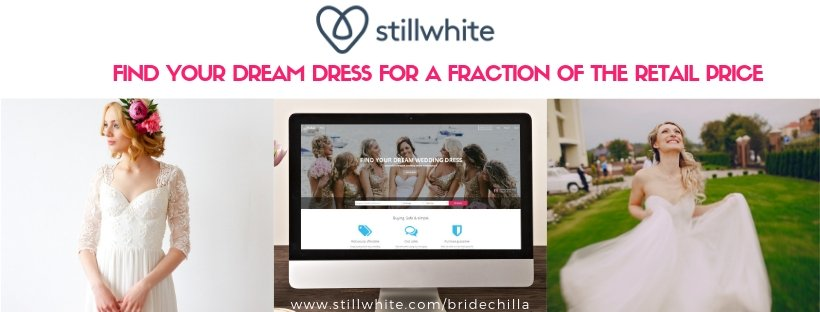 Stillwhite.com wedding dress Bridechilla