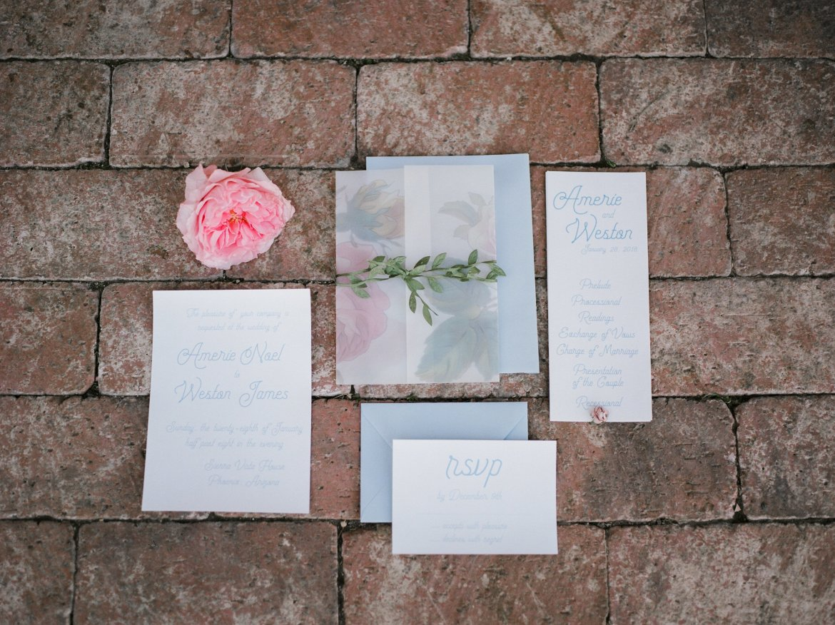 Dreamy Garden Wedding Inspiration at the Sierra Vista House in Phoenix, AZ | The Bridechilla Blog | Photo by Sara Bishop Photography