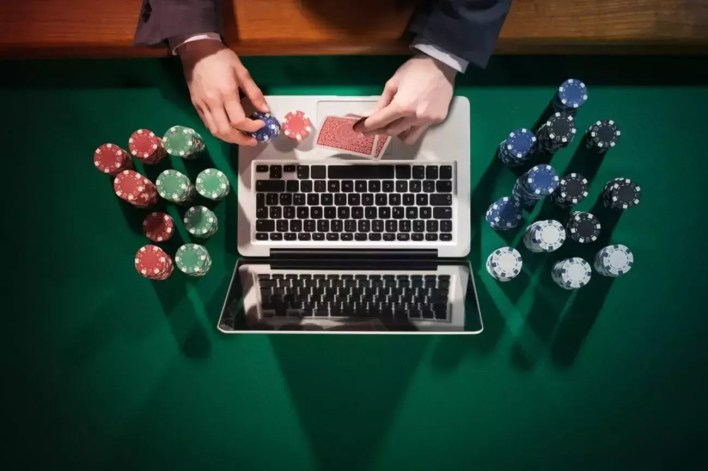 the growth of online casinos