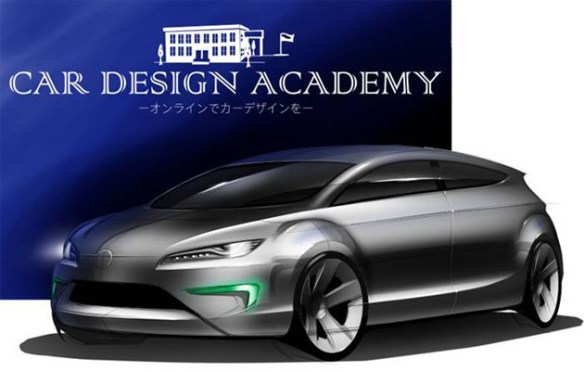 Japanese online learning platform to create a new generation of car     Car Design Academy