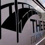 The Bridge At Leigh Logo on Side of Van