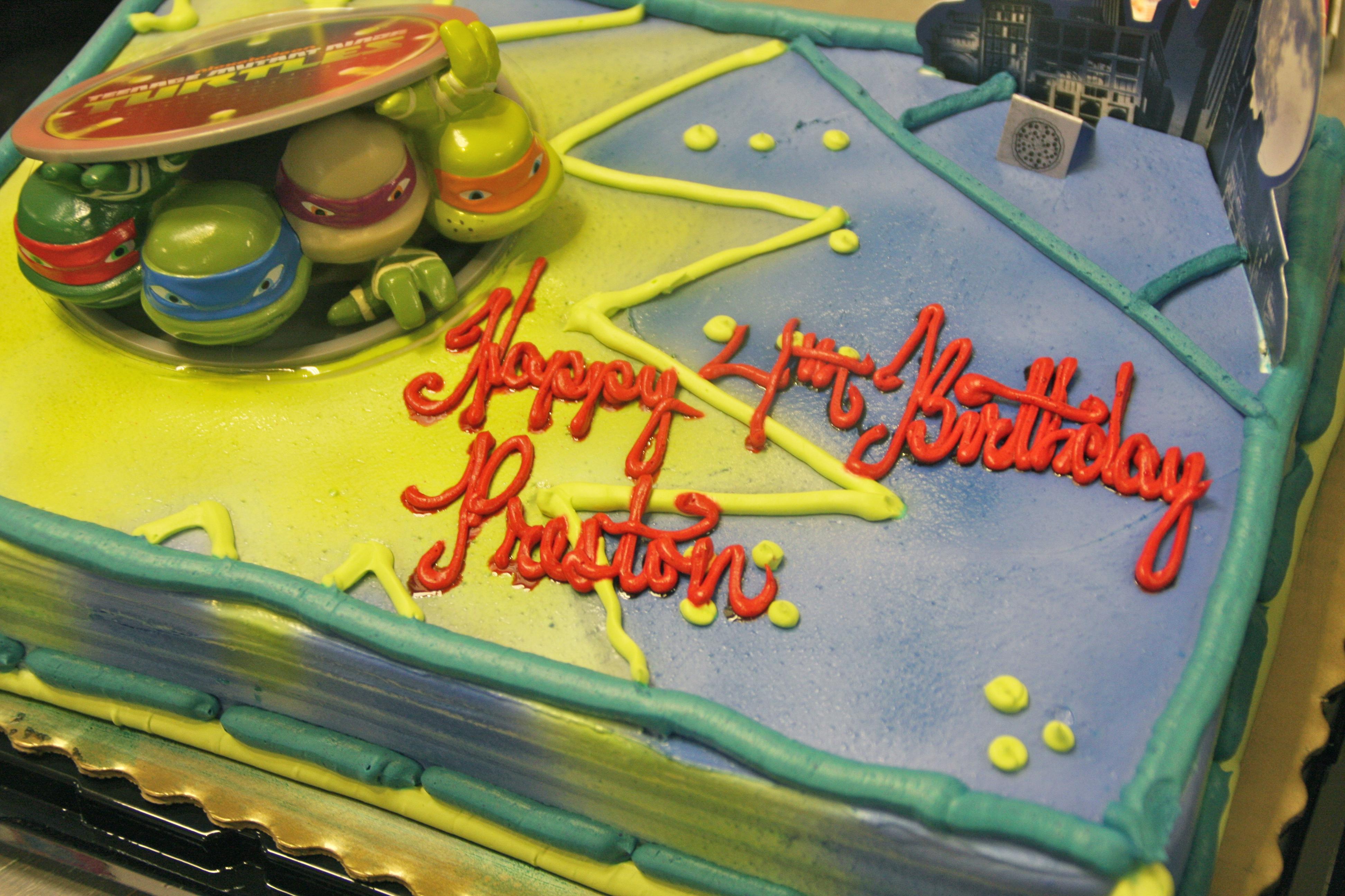Preston S 4th Birthday The Brierfields