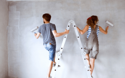 4 Reasons Why You Should Avoid Trying DIY House Painting