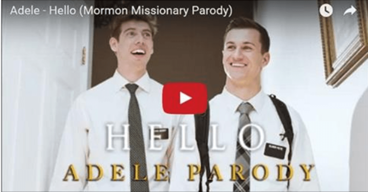 lds funny videos