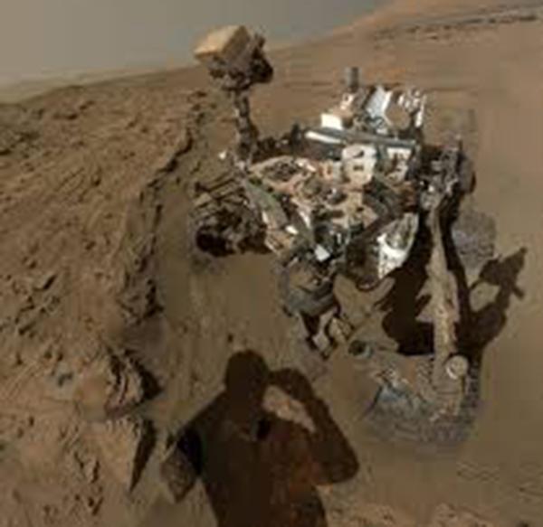Mars Rover Fake!!!
