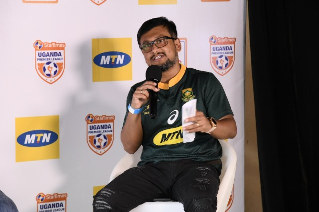 MTN Uganda and Sanyuka TV launch search for the next big soccer commentator in the 'Tabbira Owangule' campaign 2 MUGIBSON WRITES
