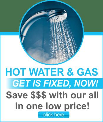 Hot Water & Gas Repairs and Installation Brisbane