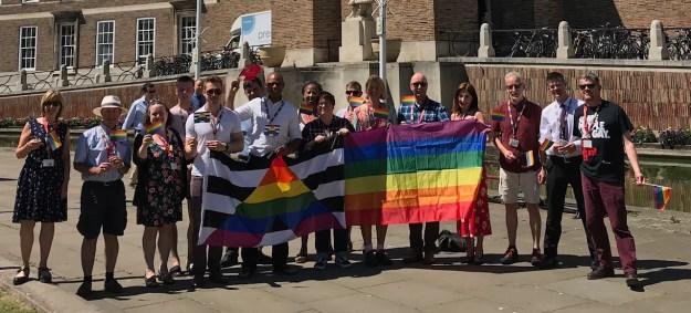 180701 Bristol Pride Month 2018