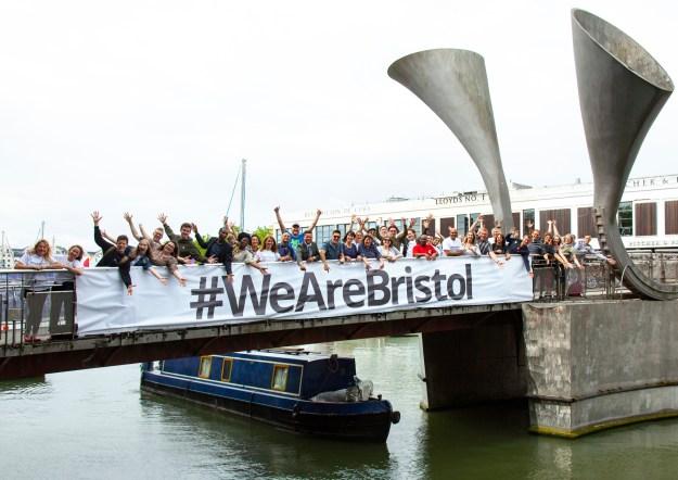 WeAreBristol Launch 3 - CB Bristol Design 2019