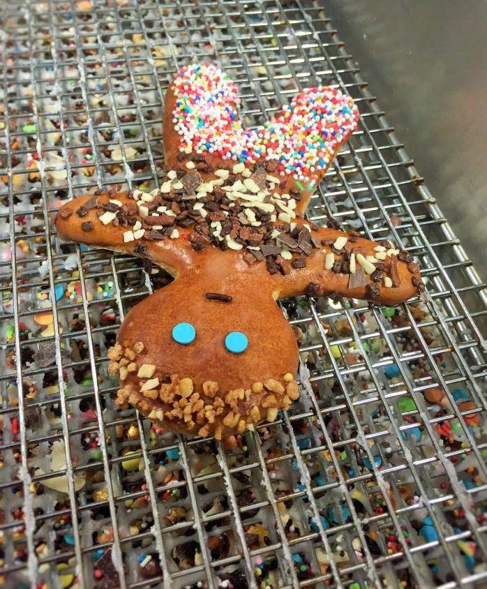 Gingerbread that I made myself..!