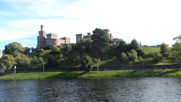 The Inverness Castle