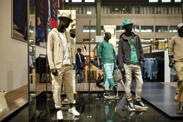 BREAD & BUTTER - Urban Base. Berlin Fashion Week. @breadandbutter.com (Toni Kretschmer)