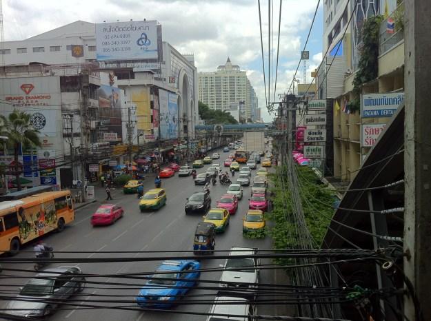 Bangkok - a complicated, tangled city!