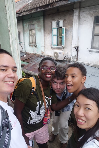 We Five! Thanks so much Bangkok Vanguards.