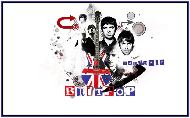 Images of Cool Britannia with absolutely everybody LOL! @Debbiefm