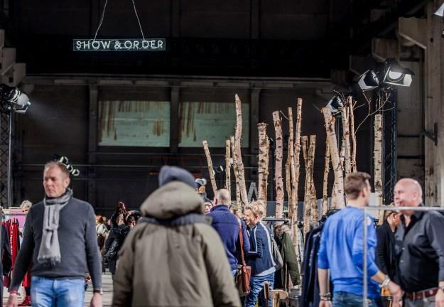 Show&Order - Fashion Week Berlin.