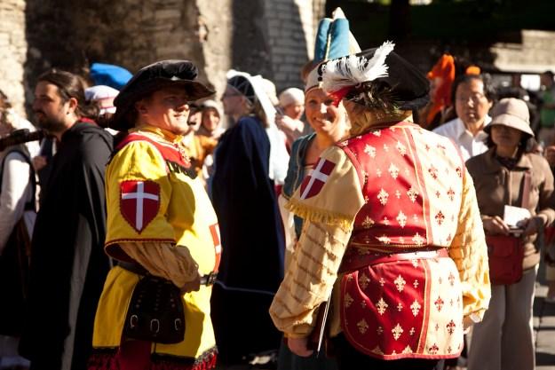 Medieval Days in Tallinn - Kristina Õllek - Tallinn City Tourist Office & Convention Bureau