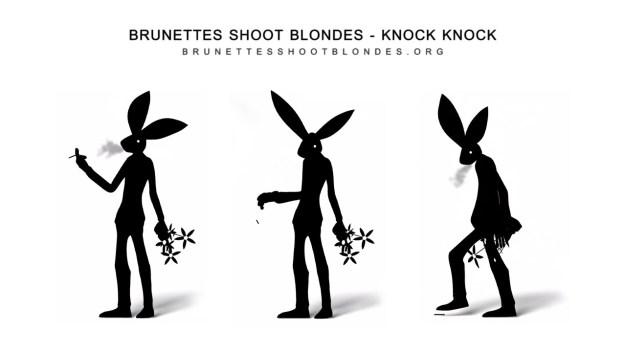 Best Concept: Brunettes Shoot Blondes - Knock Knock