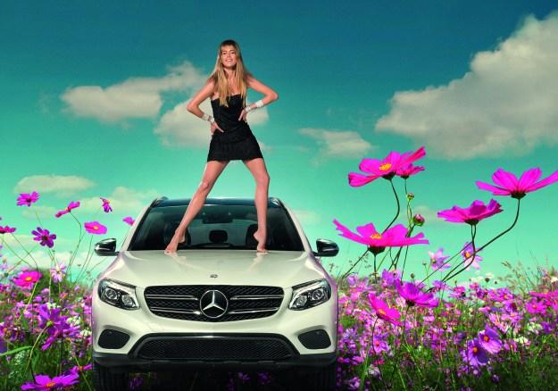 Mercedes-Benz Fashion Week with Doutzen Kroes.