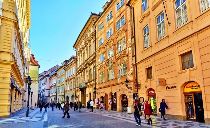 Celetná in Prague - ©Moyan Brenn