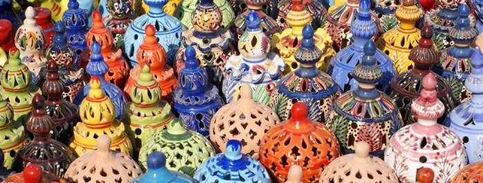 Tunisian craft