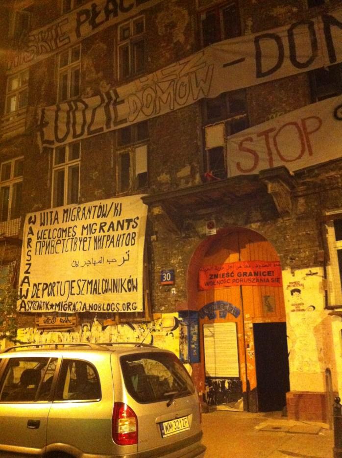 #RefugeesAreWelcome even in Poland!