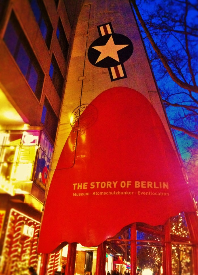 The Story of Berlin, Germany.
