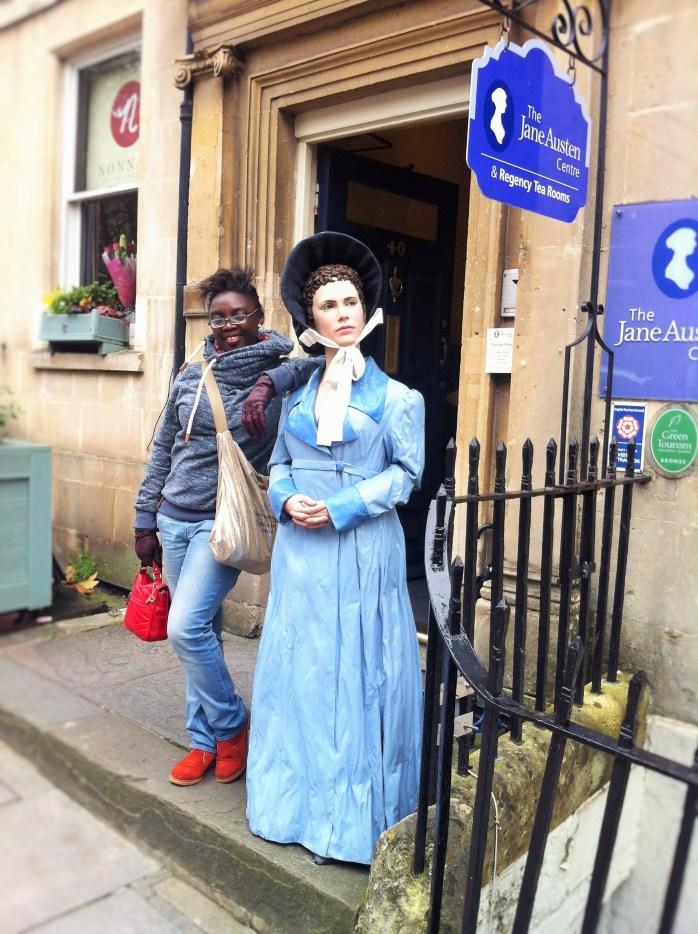 Jane Austen & I!