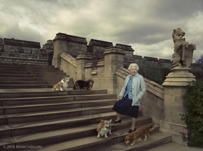 The Queen was 90 in 2016. Hurrah!
