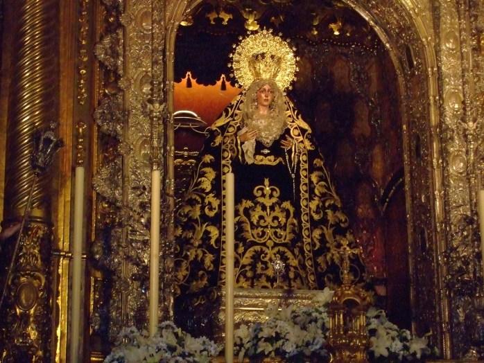Holy Week, otherwise known as Semana Santa de Sevilla!
