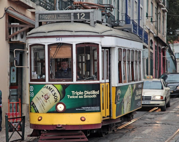An iconic tram. Is Lisbon the next top European place to be?