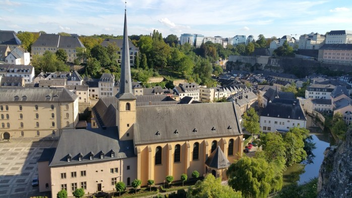 Luxembourg, otherwise known as the Grand Duchy of Luxembourg!